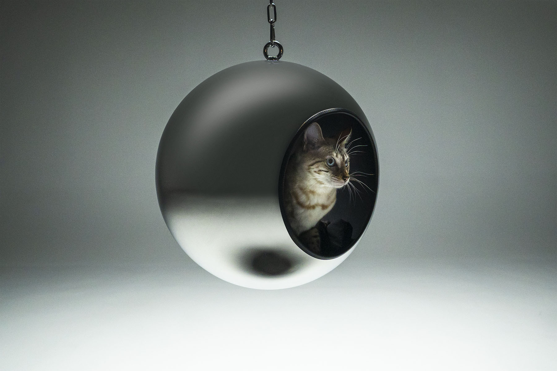 Piranjas Pluto Cat Bed (Variant 16)