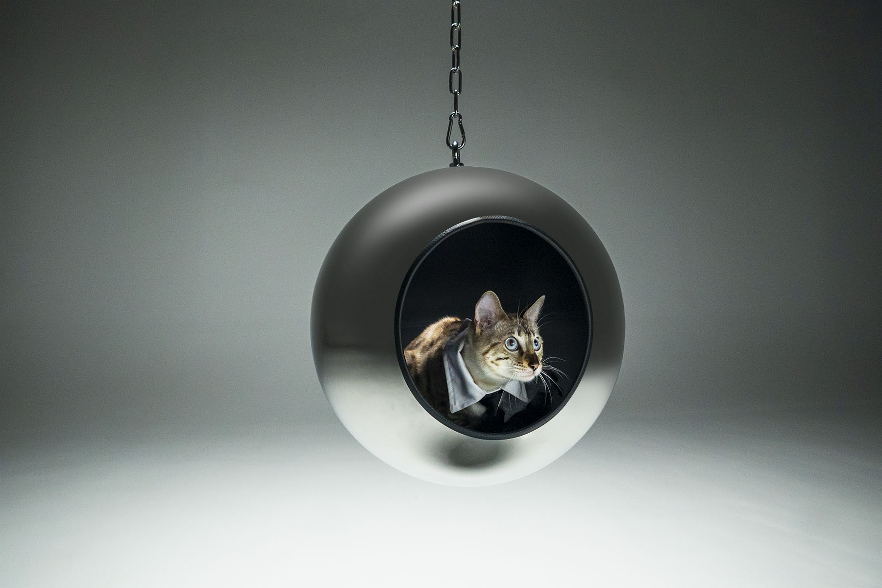 Piranjas Pluto Cat Bed (Variant 19)