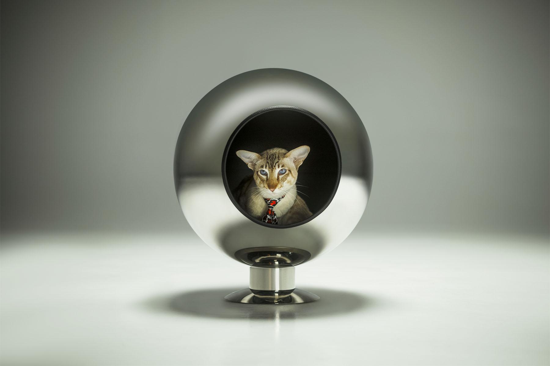 Piranjas Pluto Cat Bed (Variant 1)